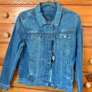 Articles of Society Denim Jacket - Sz. L